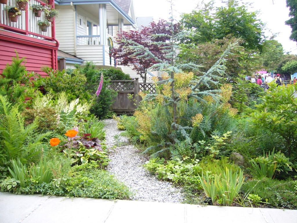 East Vancouver Garden