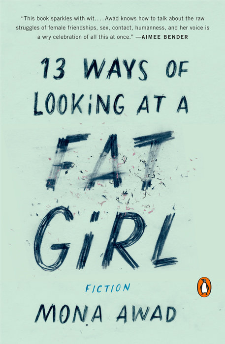 13 Ways of Looking at a Fat Girl cover