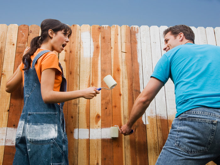 DIY home renovation marriage fight