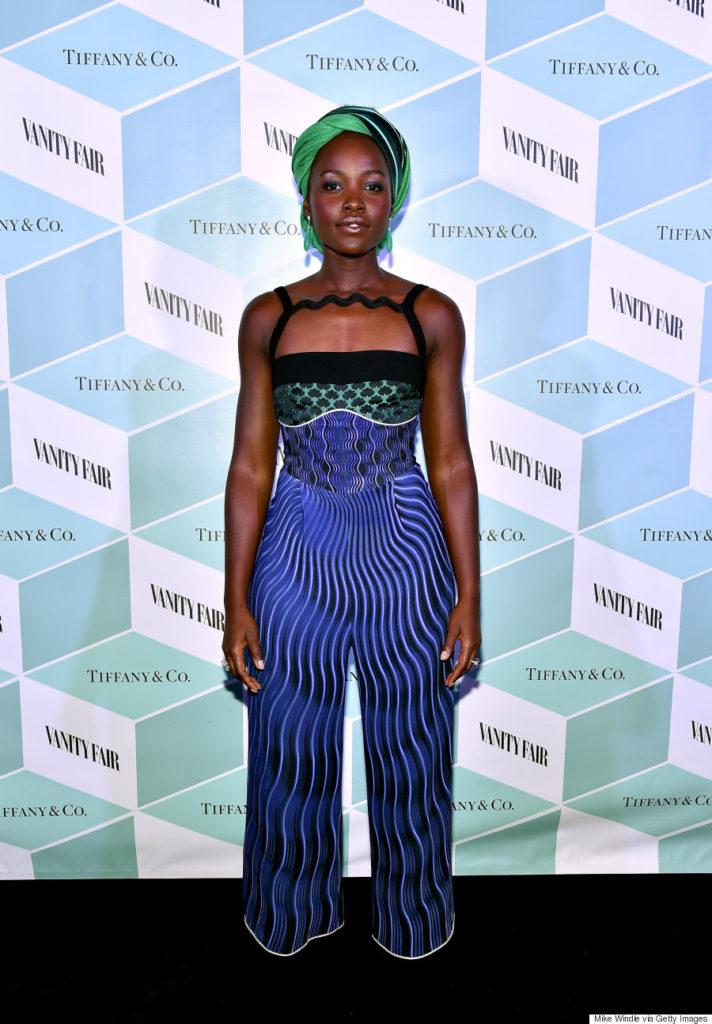 Lupita Nyongo jumpsuit